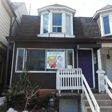 SOLD: 128 Christie Street Toronto