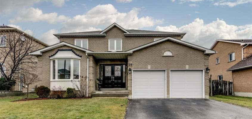 SOLD: 29 Lacey Drive, Whitby