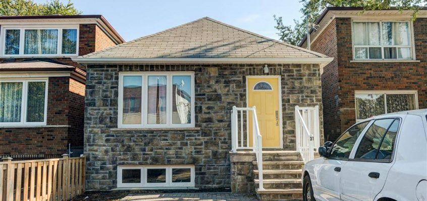 Just Listed: 31 Highview Ave. Scarborough