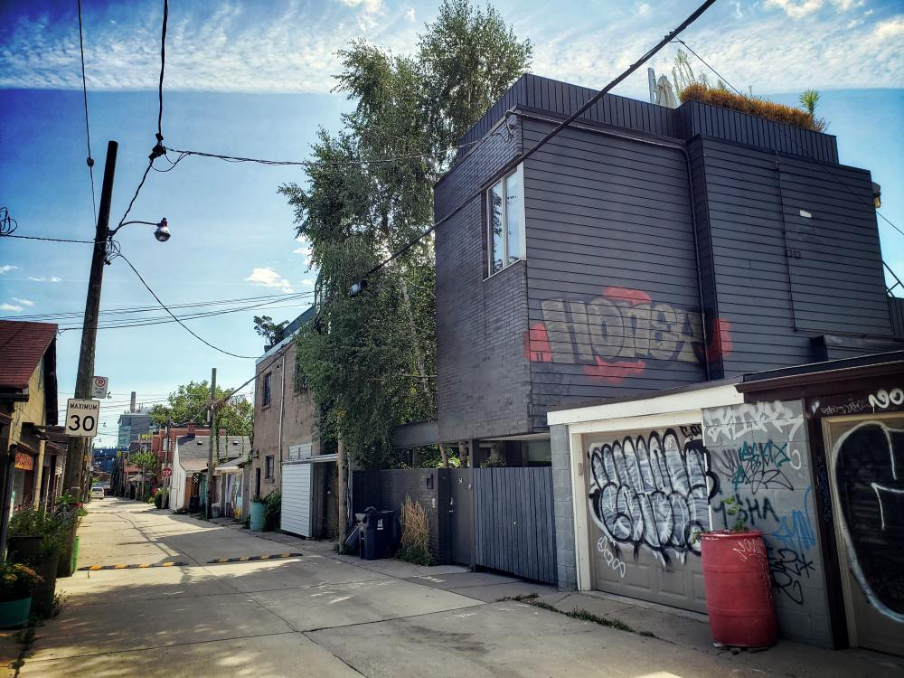 Toronto Laneway Housing
