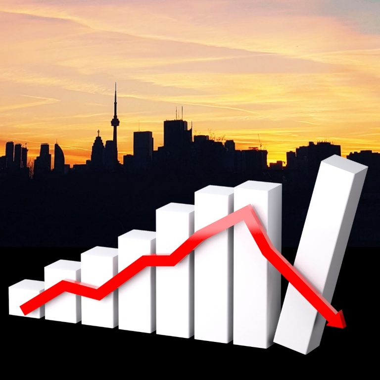 Are we heading for a real estate crash in Toronto?