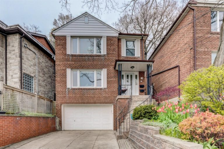 SOLD Over Asking: 584 Davenport Rd.